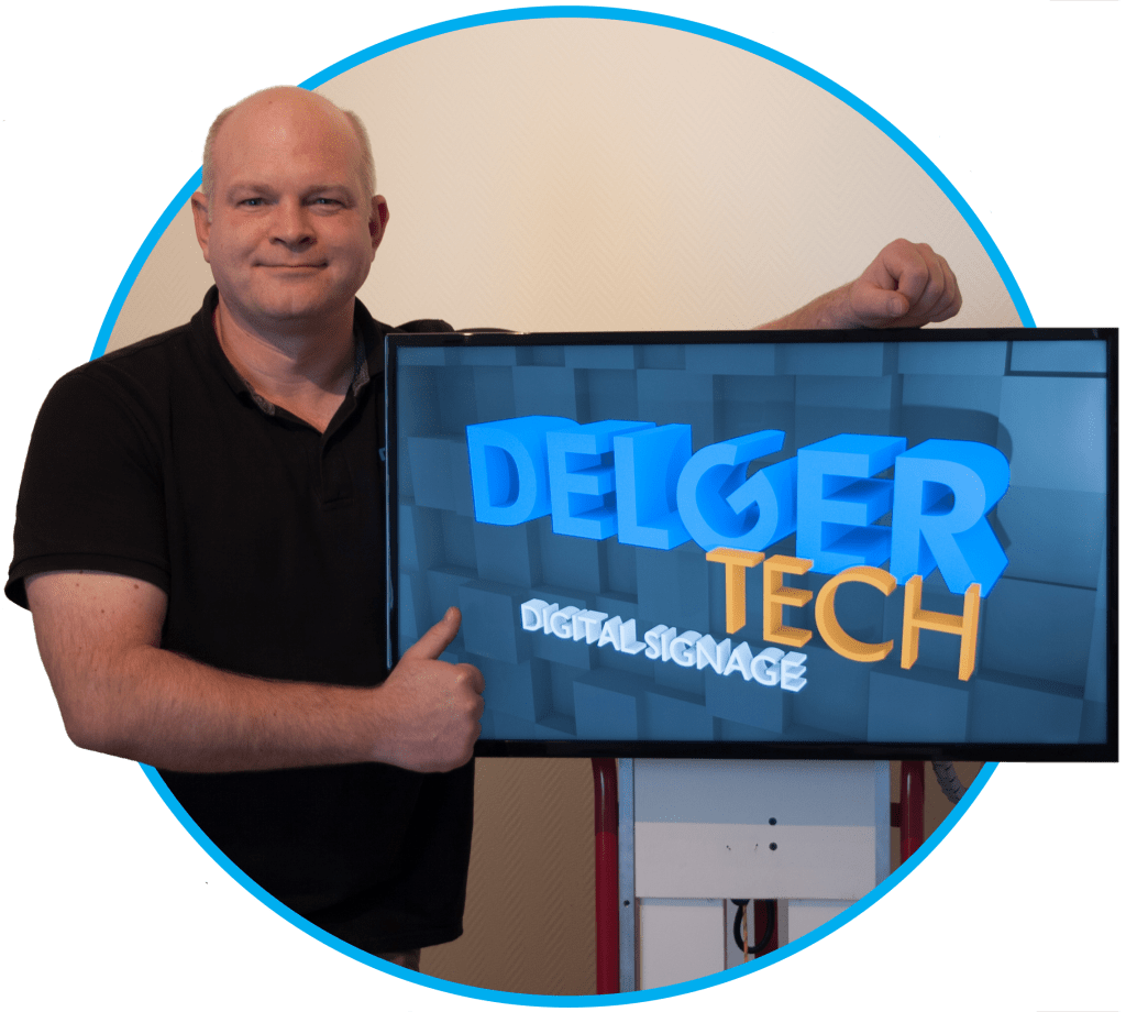 Delger-tech met narrowcasting