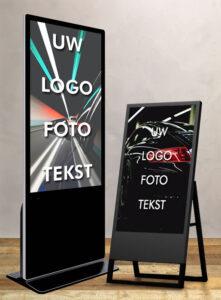 Totem eDisplay narrowcasting & Digital Signage Delger-Tech